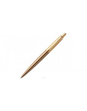 Parker Jotter Premium West End Brushed Gold GT Ballpoint Pen