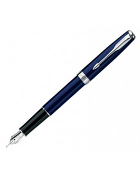 Parker Sonnet CBN Ocean Blue Fountain Pen
