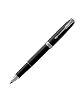 Parker Sonnet Transformation Black Lacquer CT Rollerball Pen