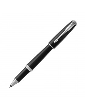 Parker Urban Transformation Black Laquer Chrome Rollerball Pen