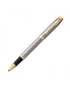 Parker IM Transformation Brushed Steel GT Rollerball Pen