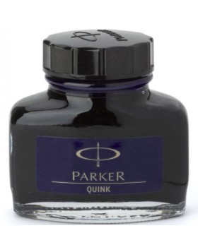 Parker Quink Bottle -  Blue Black Ink 57 ml