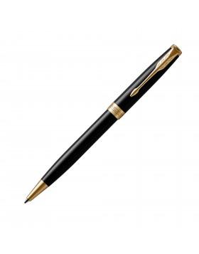 Parker Sonnet Transformation Black Lacquer GT Ballpoint Pen