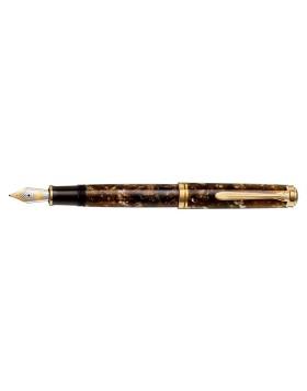 Pelikan M800 Renaissance Brown Special Edition Fountain Pen (F or M nib)