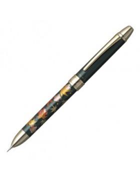 Platinum Maki-E MWB-3000RM#49-6 Shunjuu Green (Sakura) Multi-function Pen
