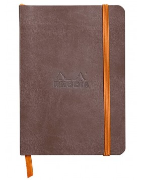 RHODIA Boutique Rhodiarama Soft Chocolate A5 (Dot)
