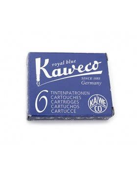 Kaweco Fountain Pen Ink Cartridge Royal Blue