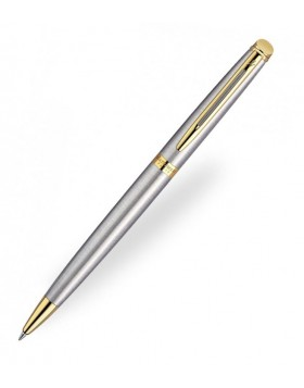 Waterman Hemisphere 10 Stainless Steel GT Ballpoint