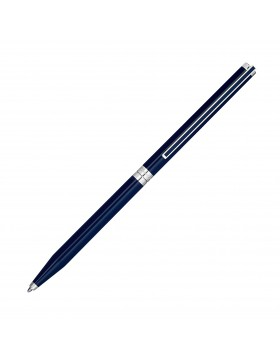 S.T. Dupont Classique Blue Chinese Lacquer 45675A Ballpoint Pen