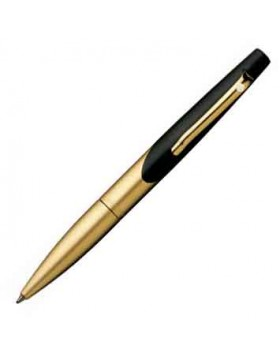Sheaffer Intrigue Satin Gold Plated & Black Matte 611 Ballpoint