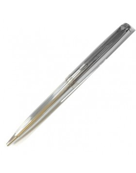 Parker Sonnet Chrome Pinstripe Chrome Trim Ballpoint