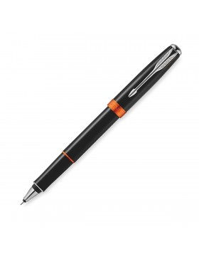 Parker Sonnet II Black Subtle Big Red CT Rollerball