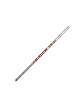 Staedtler Mini Ballpoint Pen Refill 92RE-02 (Red)