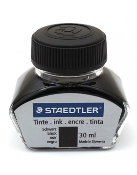 Staedtler Ink Bottle Black 9PIB30-9 30ml