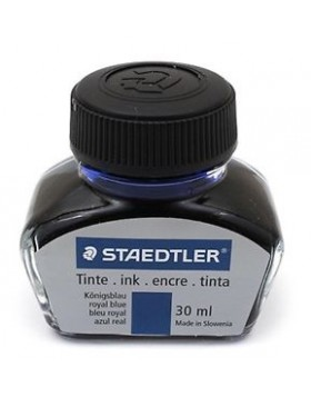 Staedtler Ink Bottle Blue 9PIB30-3 30ml