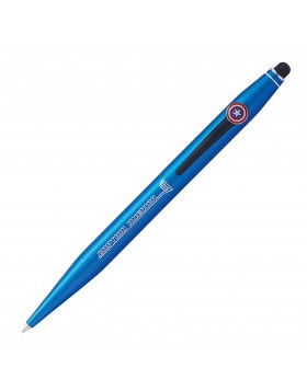 Cross Marvel Tech 2 Captain America Ballpoint