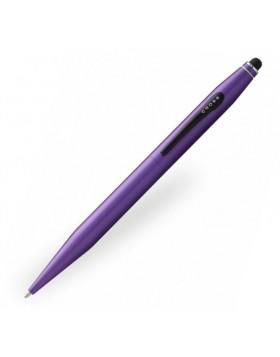 Cross Tech 2 Metallic Purple Ballpoint Pen