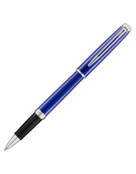 Waterman Hemisphere 18 Bright Blue CT Rollerball Pen