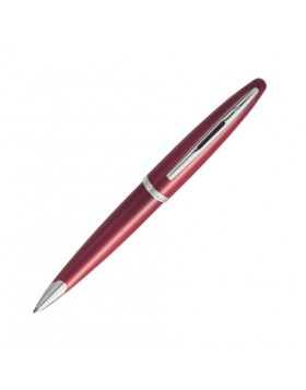 Waterman Carene Garnet Red Ballpoint Pen