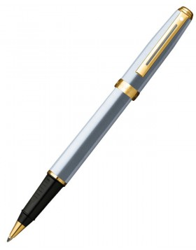 Sheaffer Prelude Brushed Chrome 22K GT 342 Rollerball