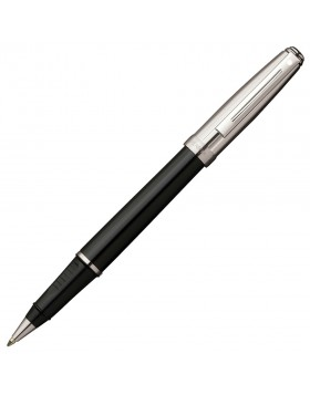 Sheaffer Prelude Black Onyx Barrel with Palladium Cap 9134 Rollerball