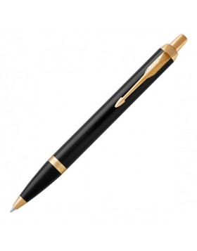 Parker IM Transformation Black GT Ballpoint Pen