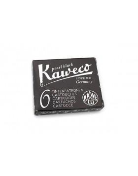 Kaweco Fountain Pen Ink Cartridge Pearl Black